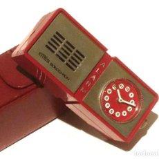 Despertadores antiguos: RELOJ DESPERTADOR EMES DE VIAJE. Lote 206985002