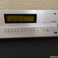 Despertadores antiguos: RELOJ DESPERTADOR VINTAGE 1979 - CASIO TQ-10 MULTI DISPLAY TEMPORIZADOR DE CUARZO - FUNCIONA. Lote 207447138