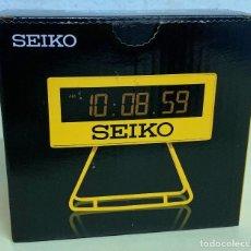 Despertadores antiguos: RELOJ MARCADOR ATLETISMO - SEIKO. Lote 208218636