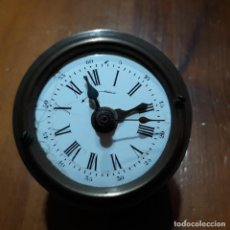 Despertadores antiguos: RELOJ DESPERTADOR PENDULETE. Lote 210257908