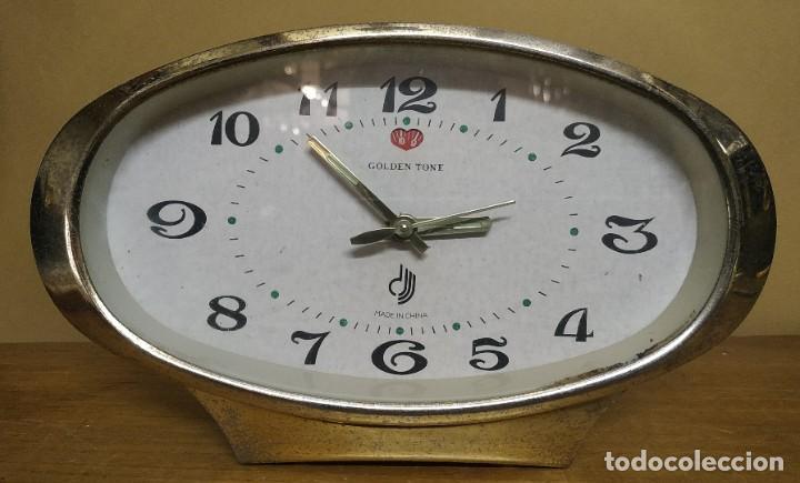 DESPERTADOR VINTAGE - AÑOS 60/70 (Relojes - Relojes Despertadores)
