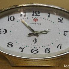 Despertadores antiguos: DESPERTADOR VINTAGE - AÑOS 60/70. Lote 210380580