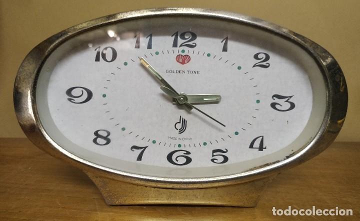 Despertadores antiguos: Despertador Vintage - Años 60/70 - Foto 4 - 210380580