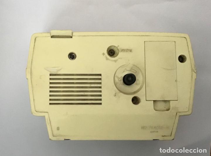 Despertadores antiguos: Reloj transistor despertador vintage Impex - Foto 2 - 210396701
