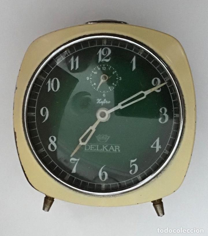 RELOJ DESPERTADOR DELKAR (Relojes - Relojes Despertadores)