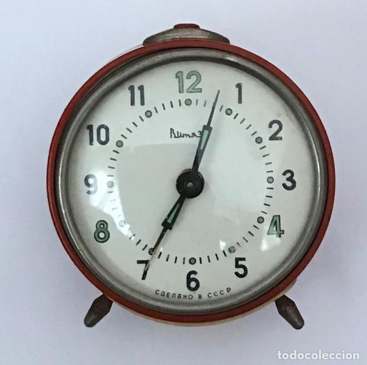 RELOJ DESPERTADOR RUSO URSS (Relojes - Relojes Despertadores)