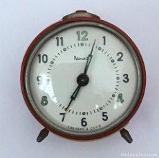 Despertadores antiguos: RELOJ DESPERTADOR RUSO URSS. Lote 210406937