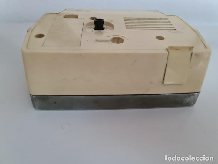 Despertadores antiguos: Reloj transistor despertador vintage Impex - Foto 3 - 210396701