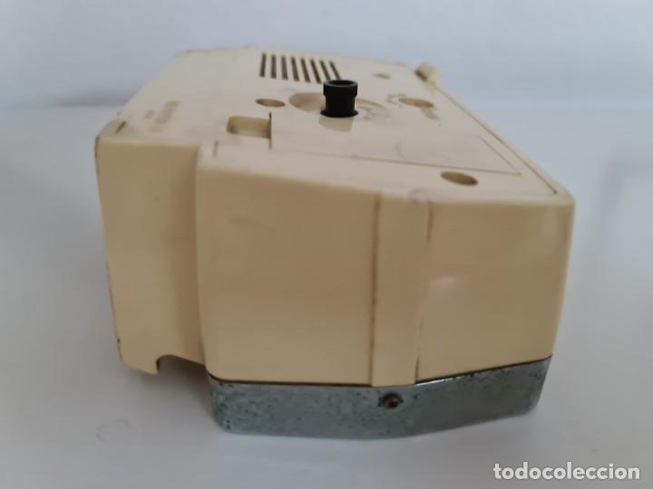 Despertadores antiguos: Reloj transistor despertador vintage Impex - Foto 4 - 210396701