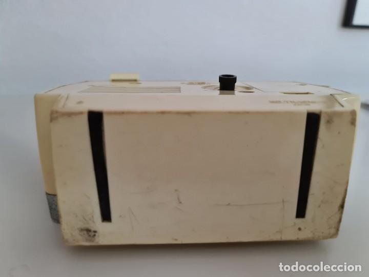 Despertadores antiguos: Reloj transistor despertador vintage Impex - Foto 5 - 210396701
