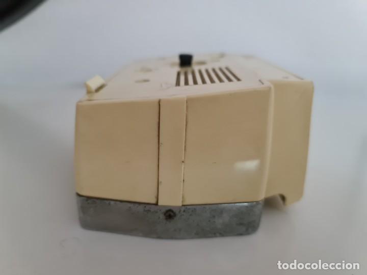 Despertadores antiguos: Reloj transistor despertador vintage Impex - Foto 6 - 210396701