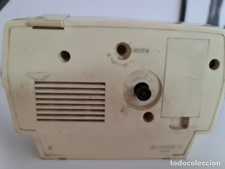 Despertadores antiguos: Reloj transistor despertador vintage Impex - Foto 7 - 210396701