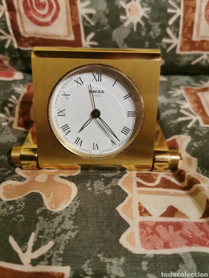 RELOJ DESPERTADOR SWIZA 1904 (Relojes - Relojes Despertadores)