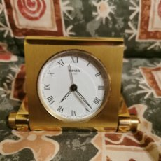 Despertadores antiguos: RELOJ DESPERTADOR SWIZA 1904. Lote 213009578