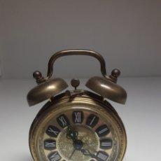 Despertadores antiguos: ANTIGUO RELOJ DE CUERDA BLESSING. Lote 213199756