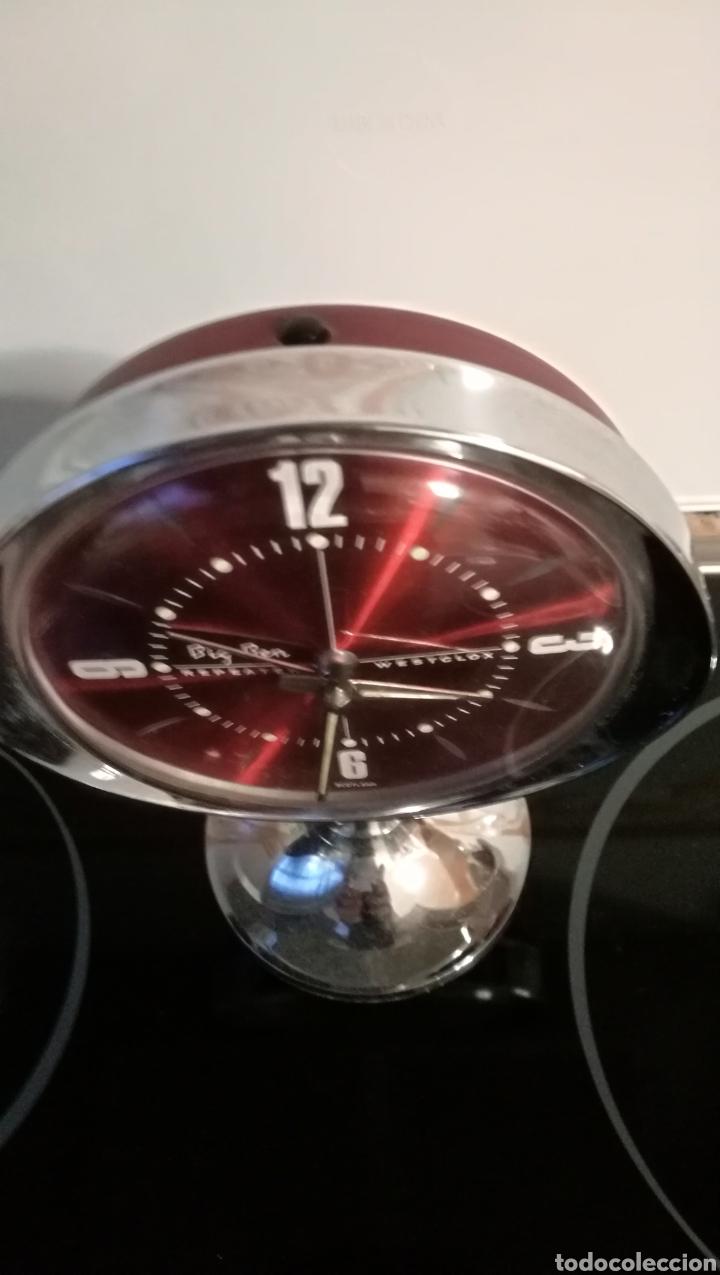Despertadores antiguos: RELOJ DESPERTADOR VINTAGE AÑOS 60/70 - Foto 6 - 213508151