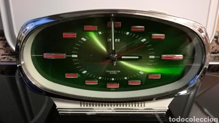 PRECIOSO RELOJ DESPERTADOR VINTAGE AÑOS 60/70 (Relojes - Relojes Despertadores)
