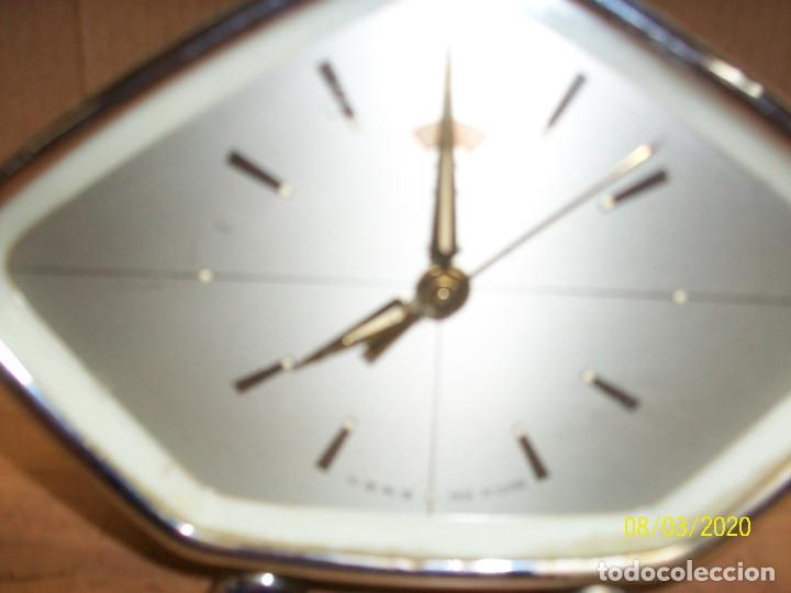 Despertadores antiguos: RELOJ POLARIS-AÑOS 1980-FUNCIONA - Foto 3 - 213579912