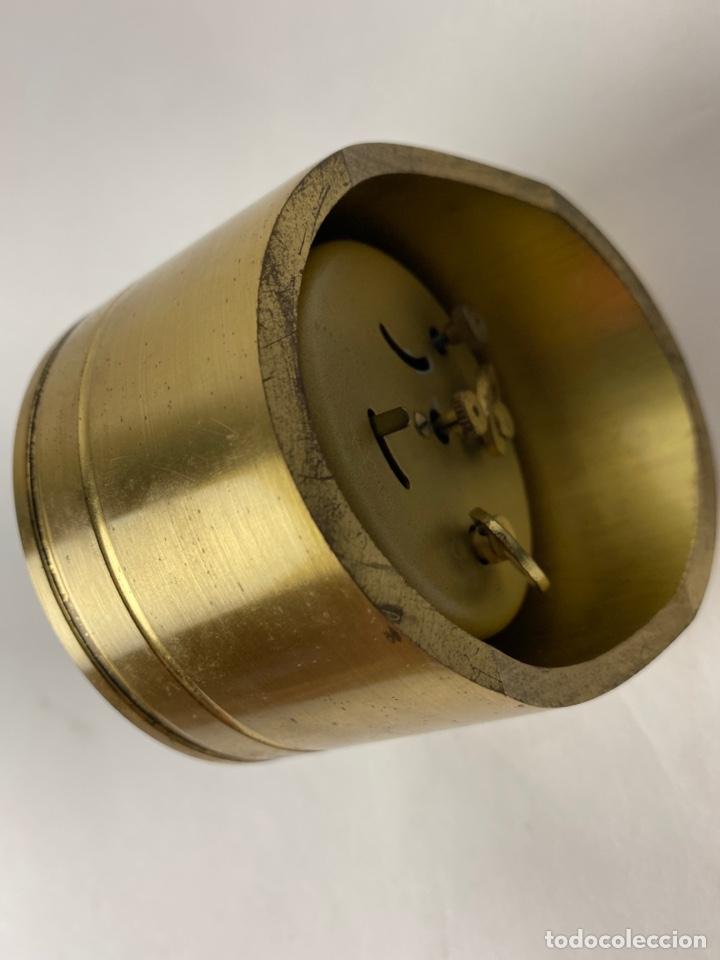 Despertadores antiguos: RELOJ DESPERTADOR OBAYANDO 2 JEWELS. AÑOS 60. - Foto 3 - 213678277