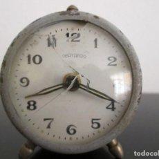 Despertadores antiguos: DESPERTADOR OBAYARDO. Lote 213938550