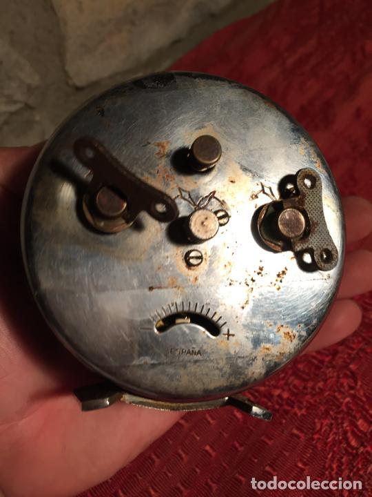 Despertadores antiguos: Antiguo despertador marca Titan de los años 60 - Foto 3 - 215043767