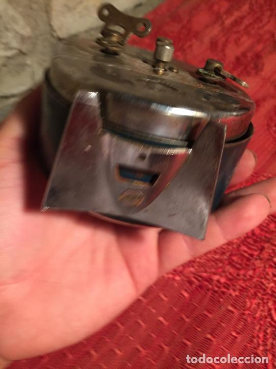 Despertadores antiguos: Antiguo despertador marca Titan de los años 60 - Foto 4 - 215043767
