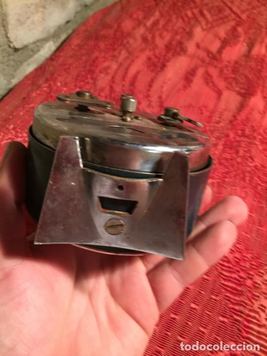 Despertadores antiguos: Antiguo despertador marca Titan de los años 60 - Foto 5 - 215043767