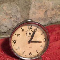 Despertadores antiguos: ANTIGUO DESPERTADOR MARCA TITAN DE LOS AÑOS 60. Lote 215043767