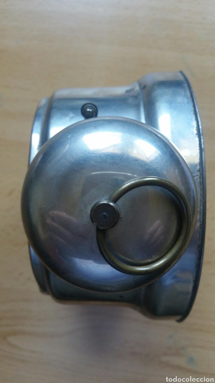 Despertadores antiguos: Reloj despertador sin marca años 40 - Foto 3 - 217106348