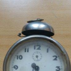 Despertadores antiguos: RELOJ DESPERTADOR SIN MARCA AÑOS 40. Lote 217106348