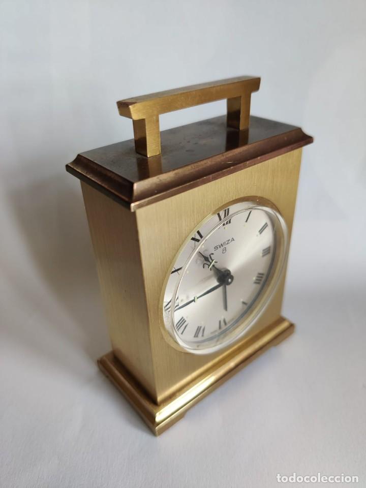 RELOJ DESPERTADOR SWIZA 8 (Relojes - Relojes Despertadores)