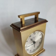 Despertadores antiguos: RELOJ DESPERTADOR SWIZA 8. Lote 218382768