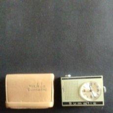 Despertadores antiguos: RELOJ DESPERTADOR SUMATIC. GERMANY. Lote 218723981