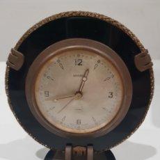 Despertadores antiguos: RELOJ DESPERTADOR BAYARD RUBI ,FRANCE. Lote 218789436