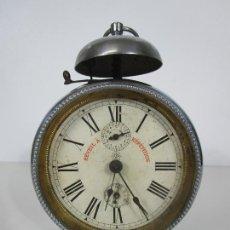 Despertadores antiguos: ANTIGUO DESPERTADOR - MARCA JUNGHANS, ALEMANIA. Lote 219080885