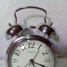 Despertadores antiguos: RELOJ DESPERTADOR. Lote 257556390