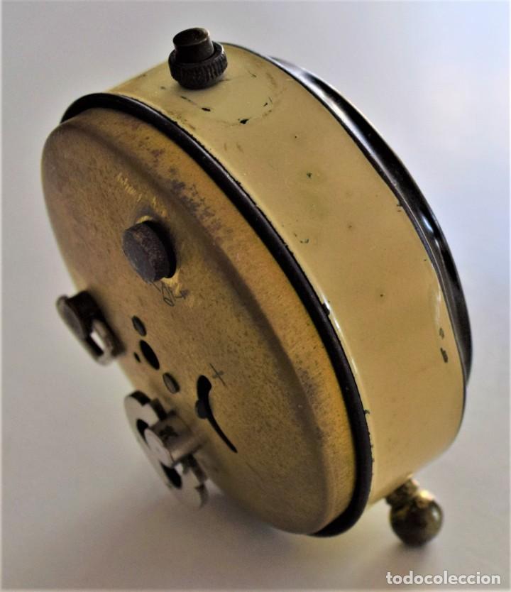Despertadores antiguos: LOTE 6 RELOJ DESPERTADOR MARCAS BLESSIND, FAMOUS, KAISER Y DAEL FABRICADOS EN ALEMANIA - Foto 27 - 220639536