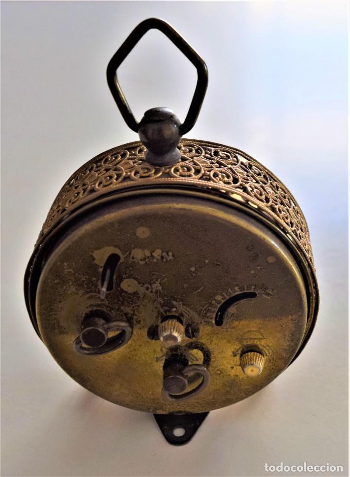 Despertadores antiguos: LOTE 6 RELOJ DESPERTADOR MARCAS BLESSIND, FAMOUS, KAISER Y DAEL FABRICADOS EN ALEMANIA - Foto 37 - 220639536