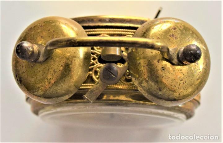 Despertadores antiguos: LOTE 6 RELOJ DESPERTADOR MARCAS BLESSIND, FAMOUS, KAISER Y DAEL FABRICADOS EN ALEMANIA - Foto 61 - 220639536