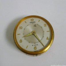 Despertadores antiguos: DESPERTADOR JAEGER 8 DAYS TIPO MEMOVOX PARA RESTAURAR. Lote 221884302