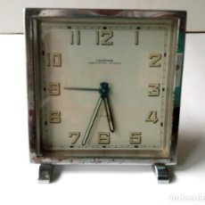 Despertadores antiguos: RELOJ DESPERTADOR SOBREMESA MARCA LOOPING. Lote 222179077