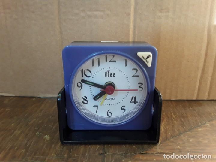 RELOJ DESPERTADOR PLEGABLE FIZZ (Relojes - Relojes Despertadores)