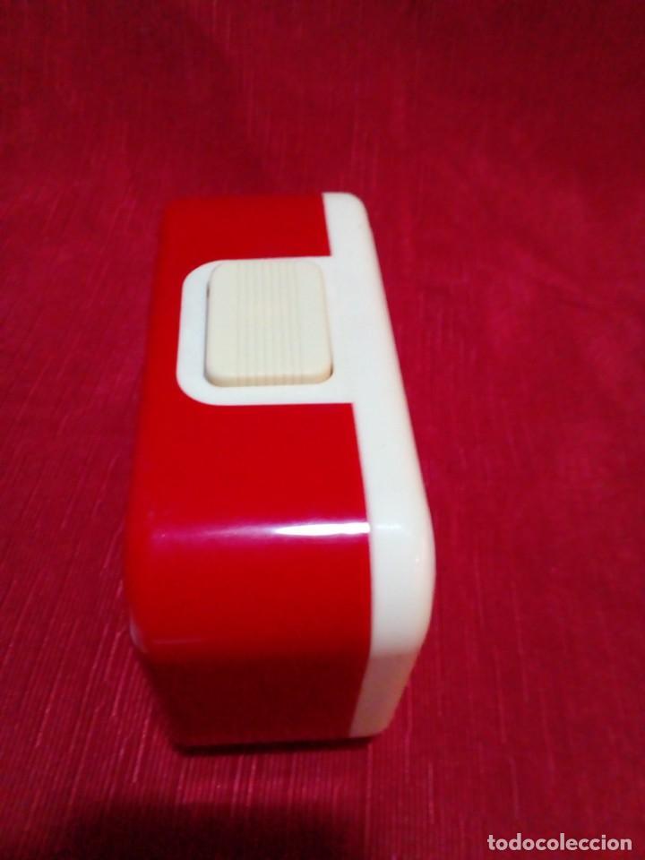 Despertadores antiguos: reloj despertador ELCO con tres melodias - Foto 3 - 223722400