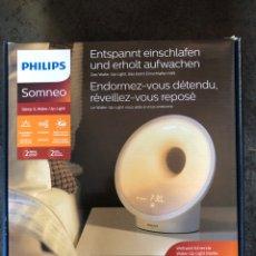 Despertadores antiguos: PHILIPS SOMNEO SLEEP & WAKE-UP LIGHT HF3651. Lote 224182801