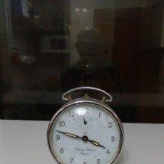 Despertadores antiguos: DESPERTADOR ANTIGUO. Lote 224927620