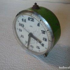 Despertadores antiguos: RELOJ DESPERTADOR PRIM SZCECHOSLOVAKIA. Lote 225037060