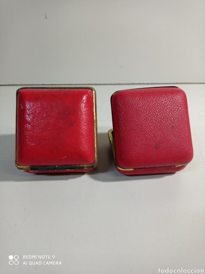 Despertadores antiguos: Lote de dos relojes despertadores Marca Europa de carga manual, fabricados en Alemania para reparar. - Foto 3 - 227914775