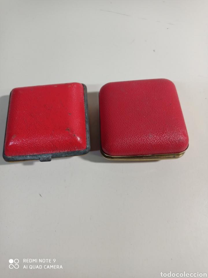 Despertadores antiguos: Lote de dos relojes despertadores Marca Europa de carga manual, fabricados en Alemania para reparar. - Foto 5 - 227914775
