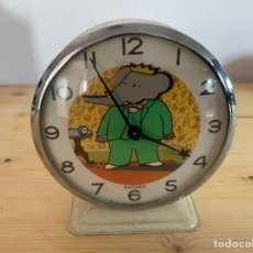 Despertadores antiguos: RELOJ DESPERTADOR BAYARD MADE IN FRANCE, AÑOS 70.. Lote 227988425