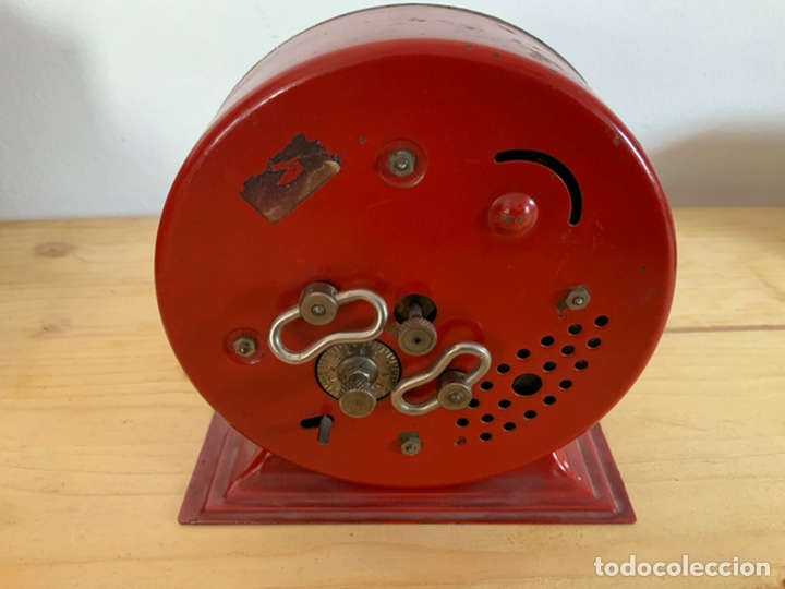 Despertadores antiguos: Reloj despertador BAYARD ' PINOCCHIO'made in France, años 60. Funciona - Foto 2 - 227988720